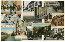 More details for gibraltar ppc 1900-50 postcards  .. real photo or people etc.. priced singly