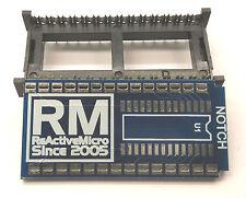SOJ-28 to DIP-28 Adaptor - NEW - SOJ28 to DIP28 SOJ from ReActiveMicro.com