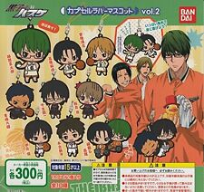 Capsule Toys Gashapon Kuroko's Basketball Rubber Mascot Vol.2 10 Pics Set