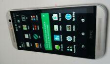 HTC One M8 - 16GB - Glacial Silver (Unlocked) Smartphone - Grade A - Bargain