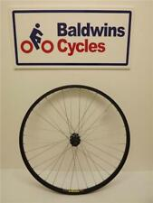 """26"""" REAR DISC BRAKE Mountain Bike Wheel 8-9-10 SPEED CASSETTE + Q/R Hub - BLACK"""