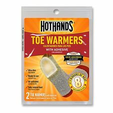40 Pair Heat Pack Toe Heater Odorless Air Activated Warmers Winter up to 8 Hours