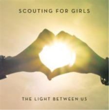 Scouting for Girls-The Light Between Us  CD NUOVO