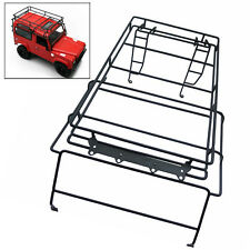 Metal Luggage Roof Light Stand Rack for 1:10 RC4WD D90 Wrangler RC Crawler Body