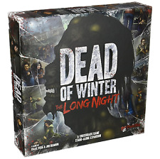 PLAID HAT GAMES Board Game Dead of Winter: The Long Night (New)