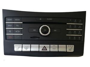 ⭐14-16 MERCEDES E350 W212 COMMAND NAVIGATION RADIO RECEIVER 2189005907 OEM✅