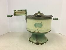 Vintage Sunny Suzy Washing Machine with Ringer Childs Tin Toy