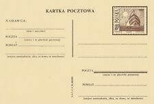 Poland prepaid postcard (Cp 316 s.X.70) yacht
