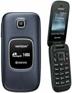 A++ OPEN BOX KYOCERA CADENCE S2720 LTE 16GB VERIZON FLIP GSM UNLOCKED