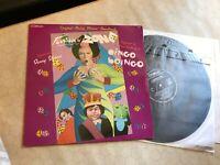 Oingo Boingo Forbidden Zone LP '83 milan Danny Elfman! soundtrack vinyl ost rare