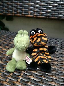 Nici Schlüsselanhänger Salamander und Krokodil