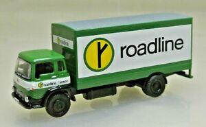 EFE 22908 Bedford TK Box Van Short Roadline 1:76