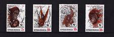 Indonesia - 1989 Orang-Utan (WWF) - U/M - SG 1920-3