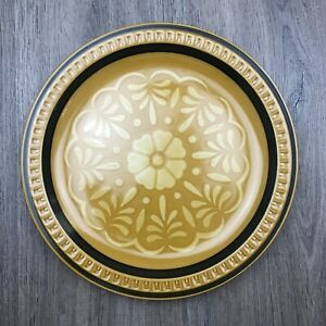 Norleans Coventry Stone Ware Vintage Dinner Plate Retro 70s