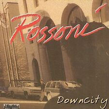 Downcity by Mary Ann Rossoni (CD, Dec-2000, Wall Street)
