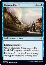 x4 Charmed Sleep (040) Throne of Eldraine Mtg x4 4x ELD Magic ~FastTrack~