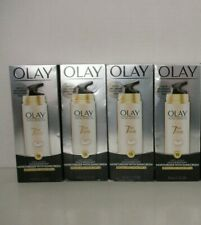 4 OLAY TOTAL EFFECTS FEATHERWEIGHT MOISTURIZER SPF 15 - 1.7oz EXP 7/20+ GW 1782