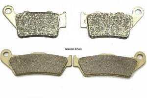 MC Front Rear Brake Pads For KTM EXC EGS MXC SX 250 300 1994-2003 Brakes 181 208