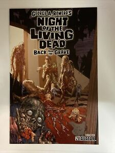 Night of the Living Dead: Back from the Grave #1.