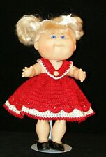 "Cabbage Patch Kids 15"" Hard Body Girl 1983 Mattel Custom Clothes"