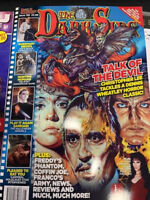 DARKSIDE magazine OCTOBER 2018 issue #196