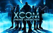 XCOM Enemy Unknown Region Free PC KEY (Steam)