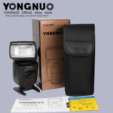 YONGNUO master YN-568EX II Flash speedlite TTL with HSS 1/8000  for Canon