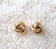 Small Love Knot Post Stud Earrings # 4