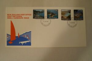 Day Cover - New Zealand - 1979 - Small Harbours Issue