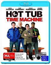Hot Tub Time Machine (Blu-ray, 2010, 2-Disc Set)