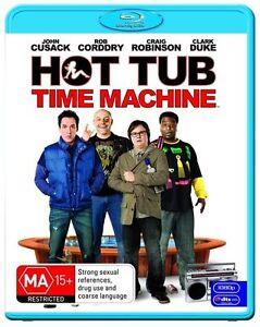 Hot Tub Time Machine : NEW Blu-Ray