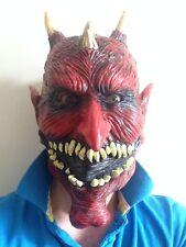 DIABLO Máscara LOVE Odio Serie TV Halloween Película Calidad Fiesta De Disfraces