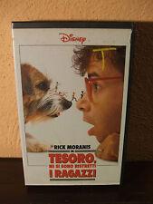 TESORO MI  SI SONO RISTRETTI I RAGAZZI VHS  FILM CINEMA D'ESSAI, CULT MOVIE