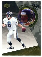 1996 Upper Deck Proview Gold 18 Mark Brunell