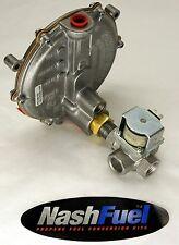 GARRETSON IMPCO KN LOW PRESSURE GAS REGULATOR 039-122 FL-30639 LOCKOFF LOCK OFF