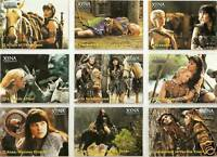 Xena Season 4 and 5 complete 72-card base set from Rittenhouse