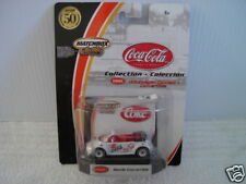 Matchbox Coca-Cola VW New Beetle Convertible (White)