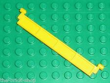 Volet roulant LEGO VINTAGE Yellow roller door 4218 / Set  6391 Cargo Center