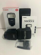 NEW Canon Speedlite 580EX II Shoe Mount Flash Original Packaging