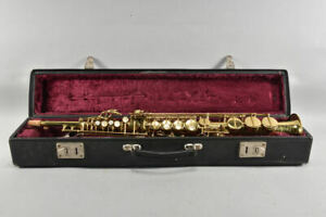 g80g62- Sopran Klarinette Classic Super Amati Kraslice mit Koffer