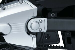 Motorcycle Accent Accessory: Legacy Swingarm Pivot Accent for 2015-19 Indian Sco