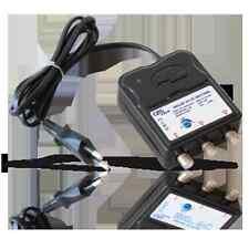 AMPLIFICATORE ANTENNA TV DA INTERNO 2 USCITE 25DB GBS ELETTRONICA 41163 LTE