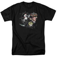 Grim Adventures of Billy & Mandy SPLATTER CAST Adult T-Shirt All Sizes