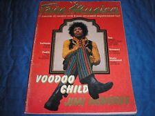 JIMI HENDRIX VOODOO CHILD FAREMUSICA 6 1981 DEVO MIKE BLOOMFIELD SUN RA