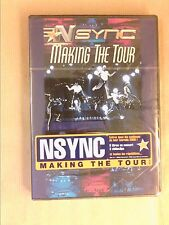 DVD CONCERT / NSYNC / MAKING THE TOUR / NEUF SOUS CELLO