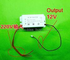 AC/DC 110V-240V 220V to DC 12V 1A Power Supply Adapter for 12V MP3 Decoder Board