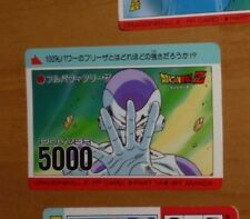 DRAGON BALL Z DBZ AMADA PP PART 14 CARD CARDDASS CARTE 575 MADE IN JAPAN **
