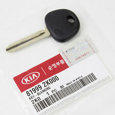 Genuine OEM Hyundai Kia Uncut Key Blank for 2010-2012 Soul, 81999-2K000