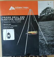 Tripod Hanger for lantern or grill Camp Fire Tripod camping Outdoor cooking
