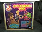 Vintage Kenner the Real Ghostbusters Ecto Charger back Pack slime blower 2 box!